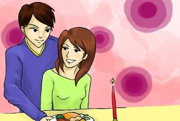 5 روش عاشقانه و بدون خرج برای شاد کردن خانم خونه